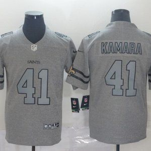 New Orleans Saints Alvin Kamara Jersey 3